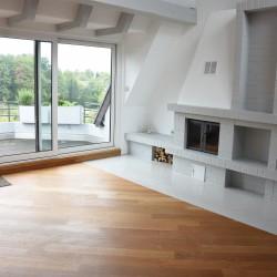 Individueller Wohntraum mit Kamin / Galerie / Grünblick – verkauft